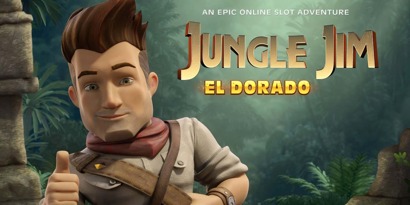 Jungle Jim El Dorado slot by Microgaming