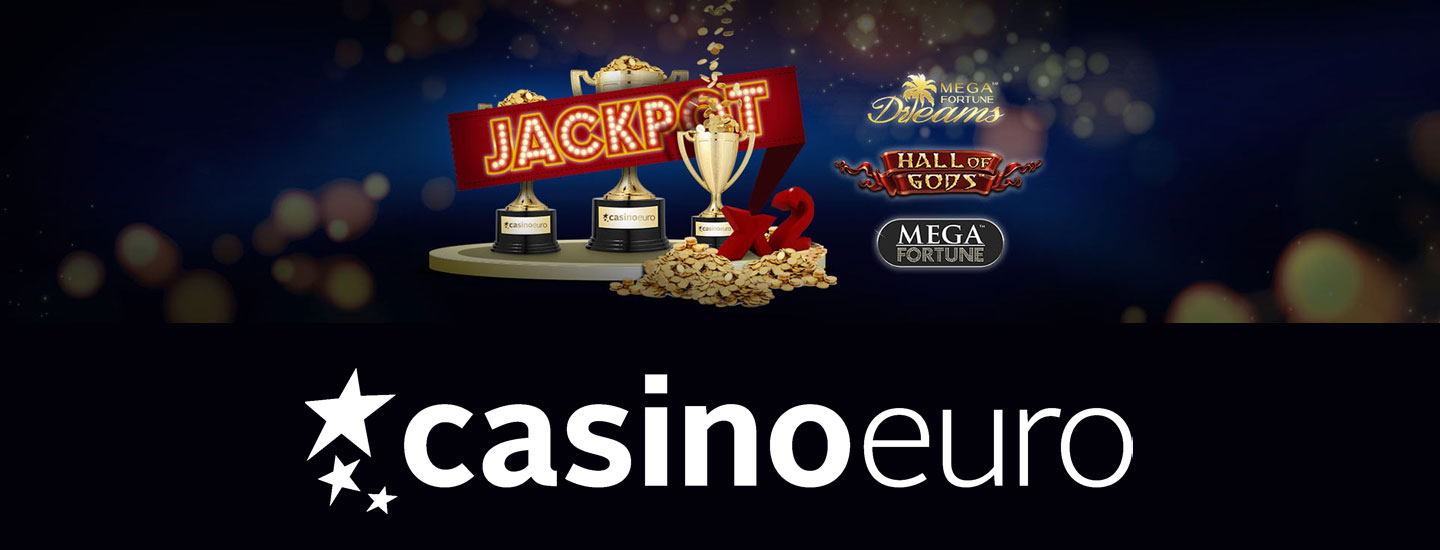 CasinoEuro Jackpot Madness