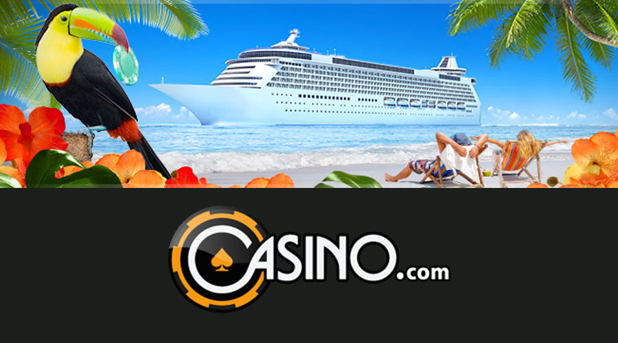 Win Caribbean cruise with Casino.com