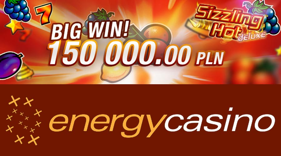Energy casino winner