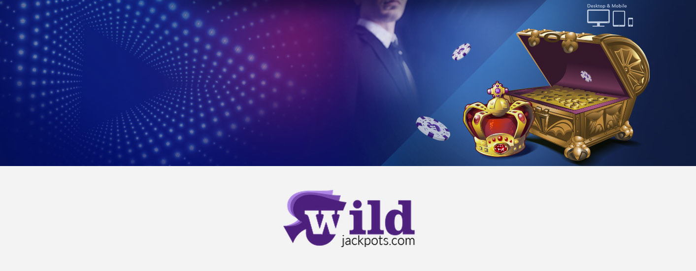 Wild Jackpots casino welcome offer