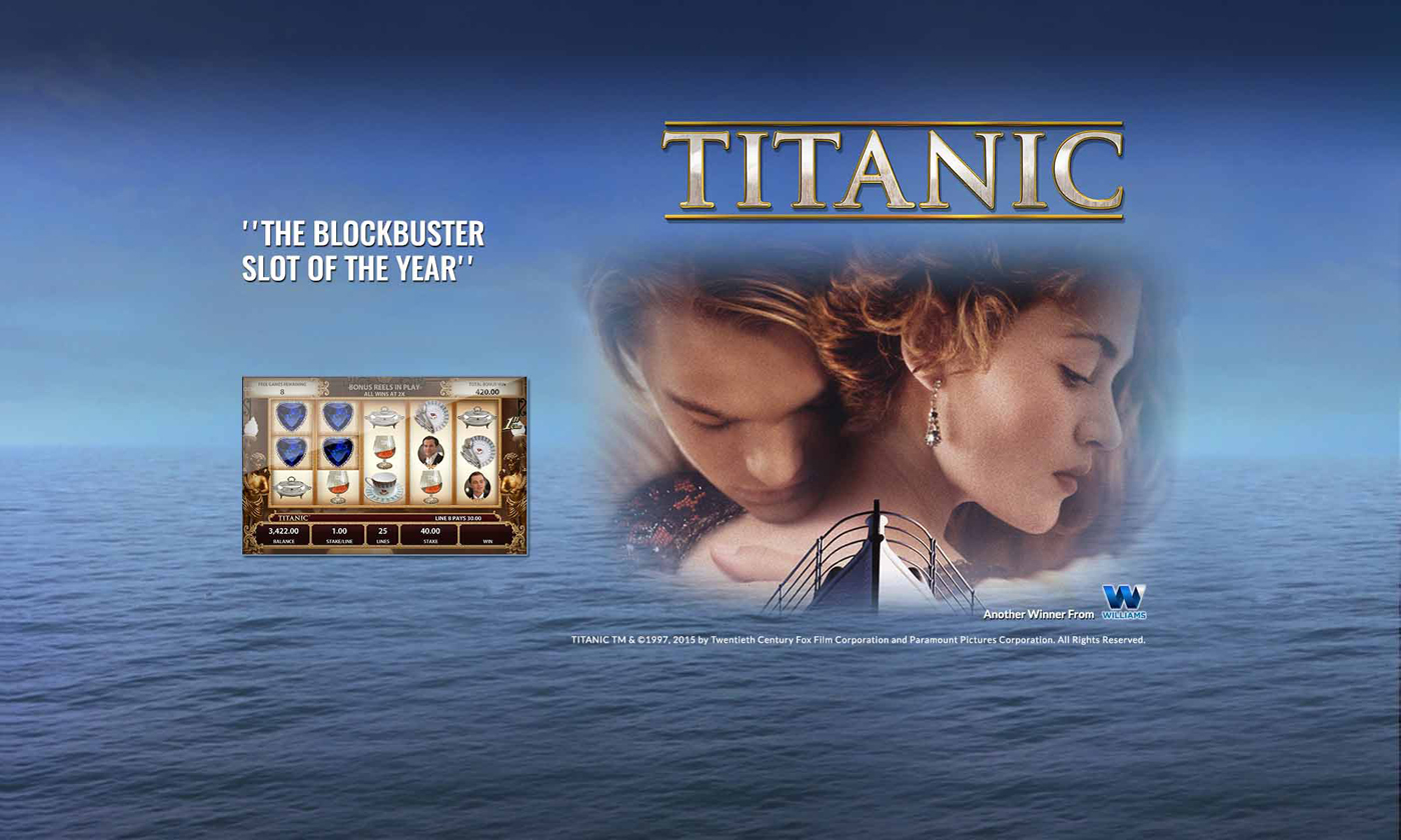 Titanic slot at SlotsMagic casino